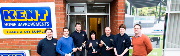 Deeplas helps Kent Home Improvements celebrate 25 years