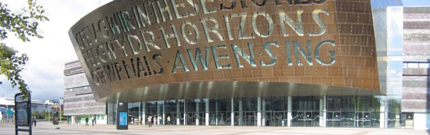 Millennium Centre gets a clean roof for its 10th birthday