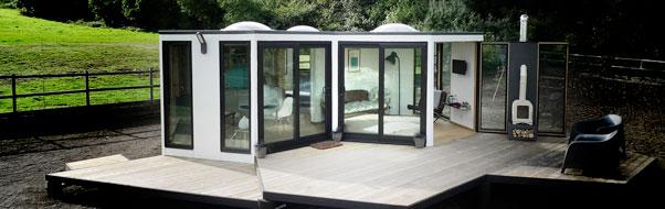 Builder Invents Hexagonal Hivehaus To Combat Housing Shortage