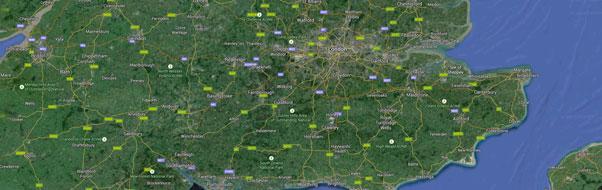Housebuyer Survey Confirms Commuter Belt Proving More Popular Than Central London
