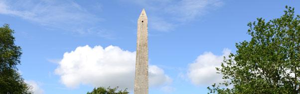 Radar machine will help find weaknesses in Wellington monument
