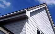 PVC-U shiplap cladding