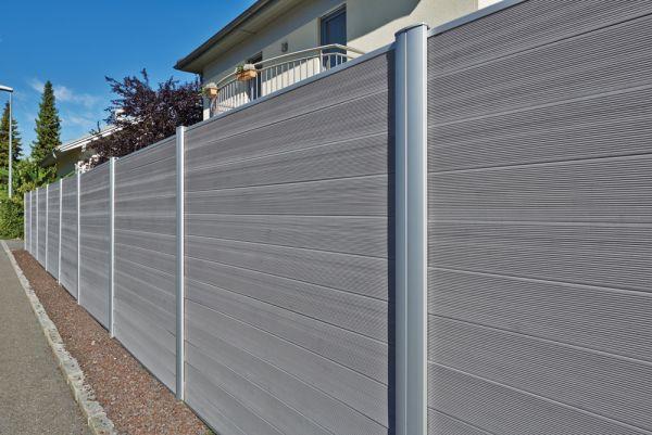 twinson composite fencing product deeplas. Black Bedroom Furniture Sets. Home Design Ideas