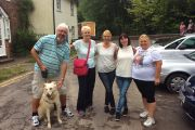 News - Ecolution Darenth Valley Charity Walk - Team Murdered Abroad