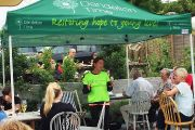 News - Ecolution Darenth Valley Charity Walk - Dandelion Time speech
