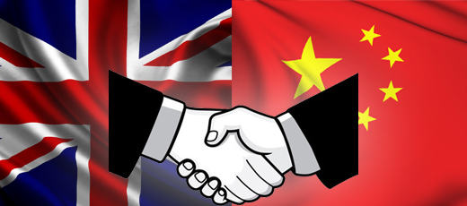 China and the UK form 'Clean Energy Partnership'