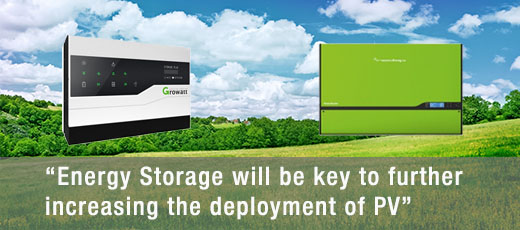 Battery Storage systems is the future