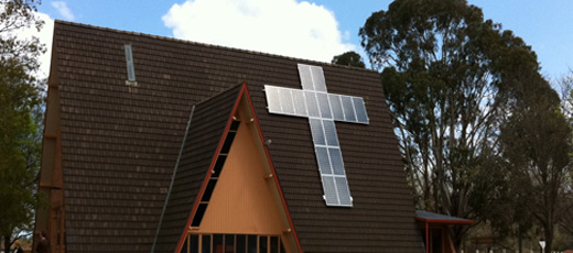 Church of England are 'Shrinking the Footprint'! Hundreds of churches set to go green