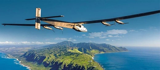 The Solar Impulse 2: Flying towards a clean future