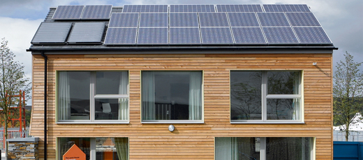 Eco homes: saving the planet and your pocket