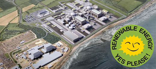 Could energy storage replace Hinkley Point C?