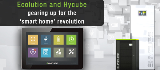 Ecolution gearing up for 'smart home' revolution with Hycube energy storage