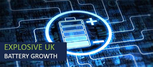 Explosive UK Battery Growth!!