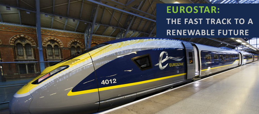 Eurostar: The FastTrack to a Renewable Future!