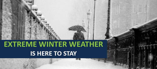Extreme Winter Weather is Here to Stay!