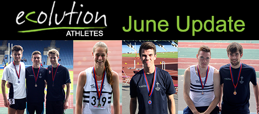 Ecolution Athletes - June Update