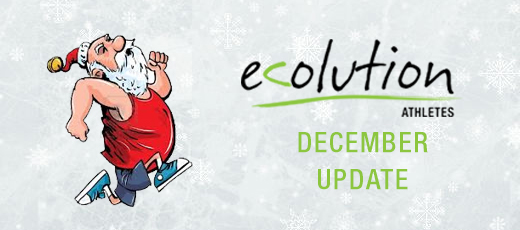 Ecolution Athletes - December Update