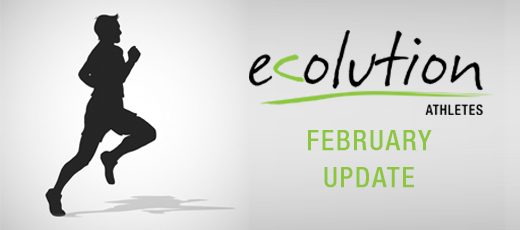 Ecolution Athletes - February Update