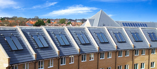 Rooftop solar is a popular choice for UK customers, survey finds