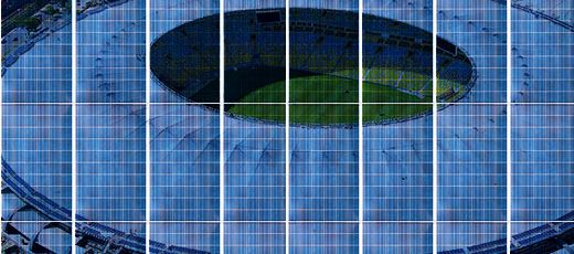 Solar panels to light up Brazil's Maracana football stadium