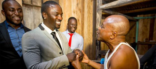 Akon to use solar to power millions of households in Africa