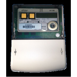 Passiv 3ph Direct Connect Elster Meter PL-3PHK-02-PU-OUT