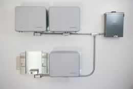 Enphase - AC Battery Wall Mount (450mm)