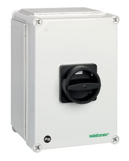 Salzer 63a DC Isolator