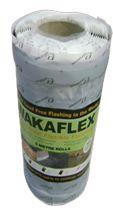 Wakaflex Flashing (370mm x 5m) (Black)