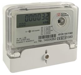 Rayleigh 100A Single Phase Meter