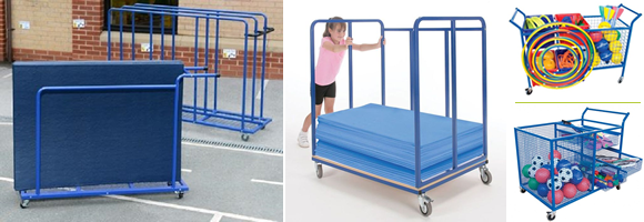 Sports equipment storage with little space latest news for Limited space storage solutions