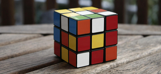 Playground Rubiks Cube