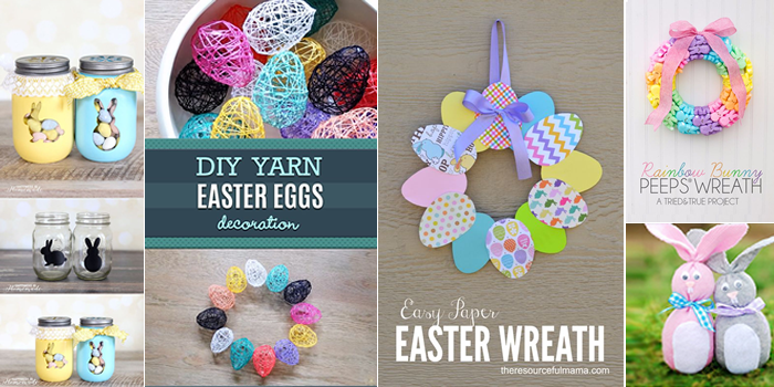 8 pinterest boards to follow for inspirational easter crafts diy joy solutioingenieria Choice Image