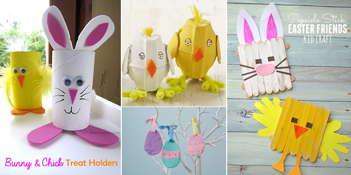 8 Pinterest Boards To Follow For Inspirational Easter Crafts