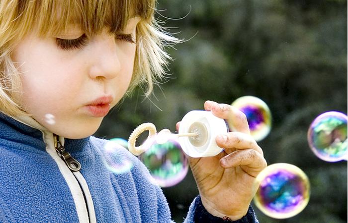 Sensory Bubbles B