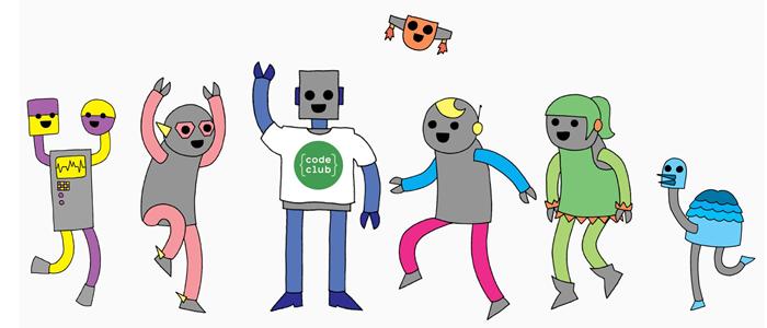Code Club Robots