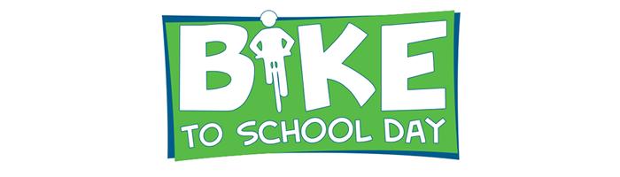 Bike to School Day Header