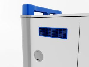 LapCabby Close Up - Air Vent