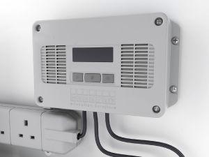 LapCabby Close Up Power Management