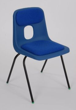 Series E Seat And Back Pad 1