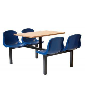 Mixbury 4 Seater - Blue