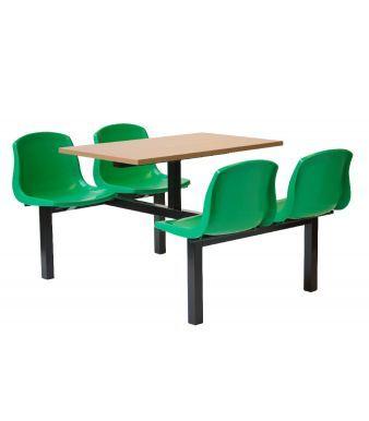 Mixbury 4 Seater - Green