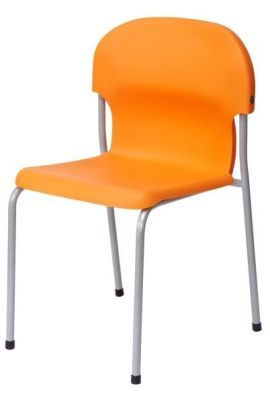 Chair 2000 Classroom Chair In Orange