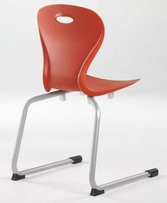 Solar Rear Cantilever General Purpose Chair In Red