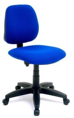 Daisy Mid Back Tamper Proof Chairs In Blue