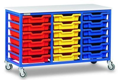 Metal-Mobile-Tray-Storage-compressor