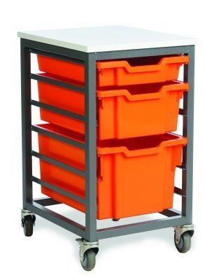 Metal-Mobile-Tray-Storage ,-compressor