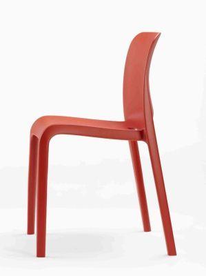 POP Red General Purpose Polypropylene Chair