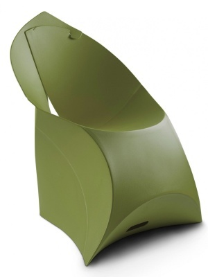 Flux Junior Chair In Camoflage Greeen