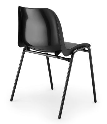 Eco Poly Chair Rear View